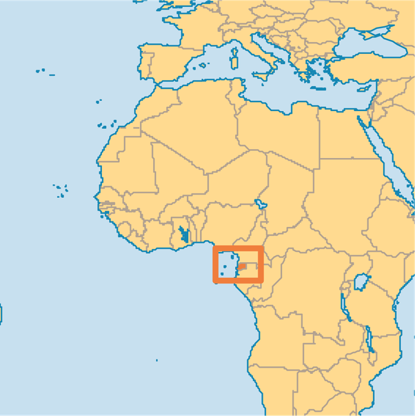 How should one represent equatorial guinea in model united nations and well that is because nobody knows equatorial guinea it is a very very small country with boundaries to other not known countries eg gabon gumiabroncs Image collections