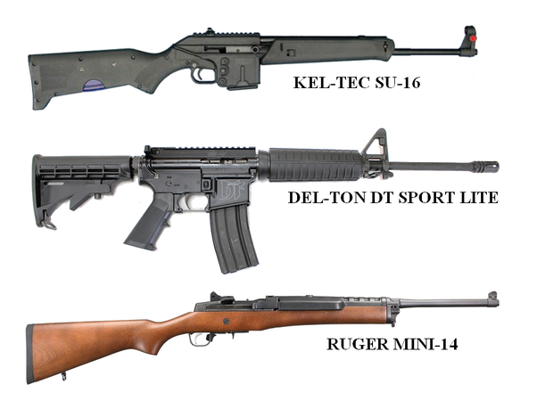 what do you think of kel tec s su 16 line of rifles quora