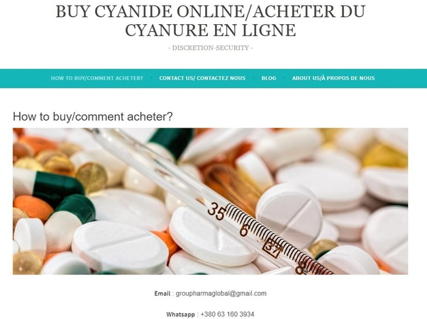 Why is it so difficult to buy cyanide or Nembutal