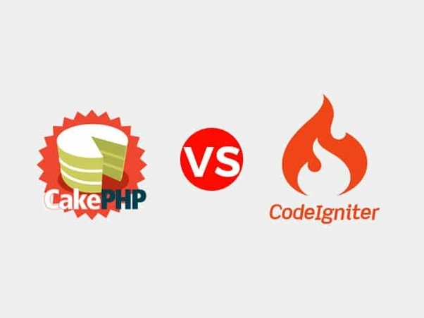 What are the advantages of using Codeigniter than CakePHP? How does