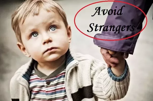 How to teach kids about dealing with strangers - Quora