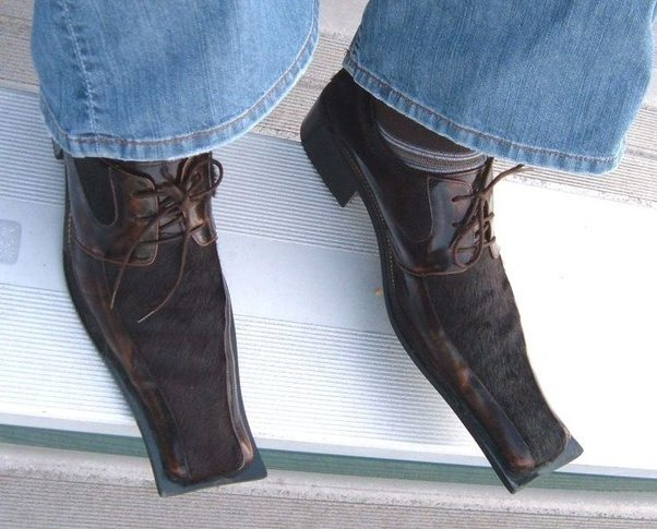 What Are The Most Ugly Shoes You Ve Seen Quora