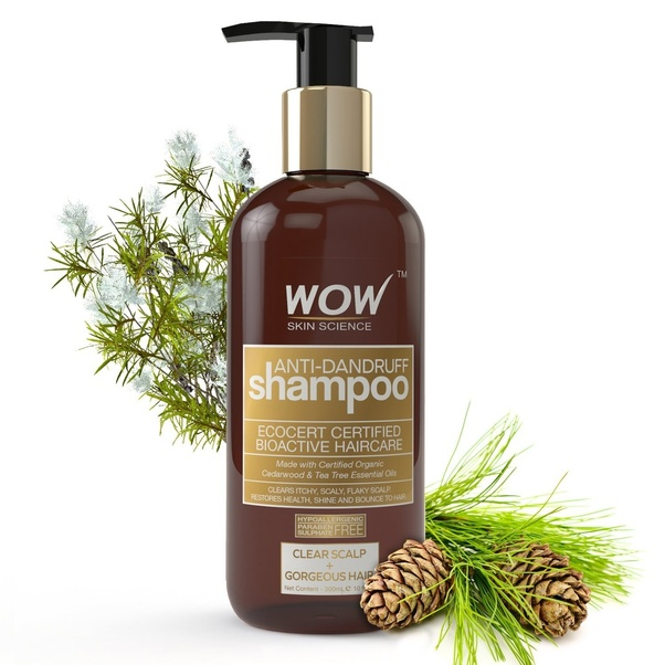 Best all natural dandruff shampoo