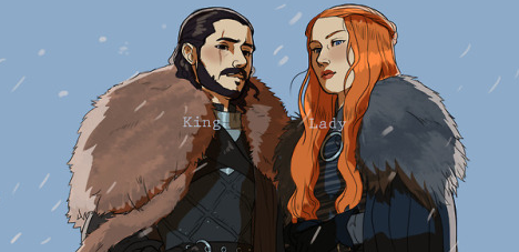 Why do people ship Jon and Sansa? - Quora