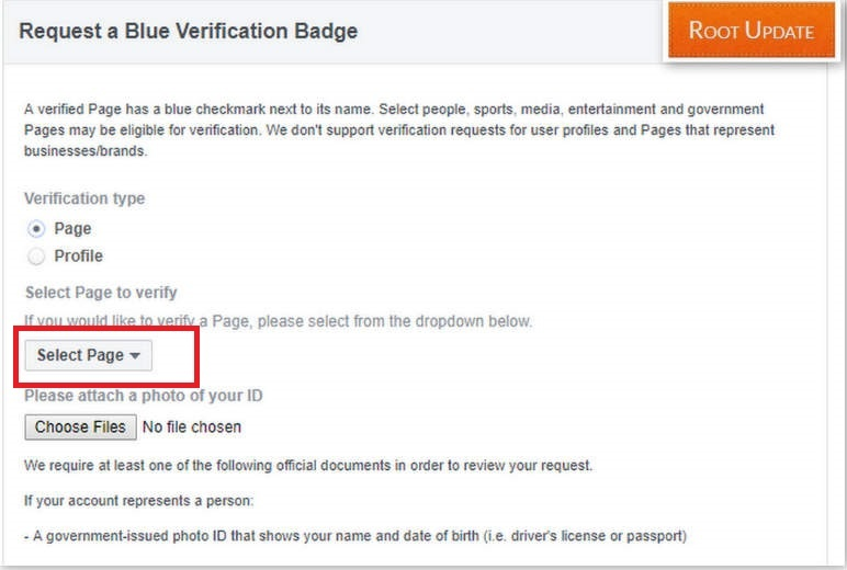 How to verify my Facebook Page (India) - Quora