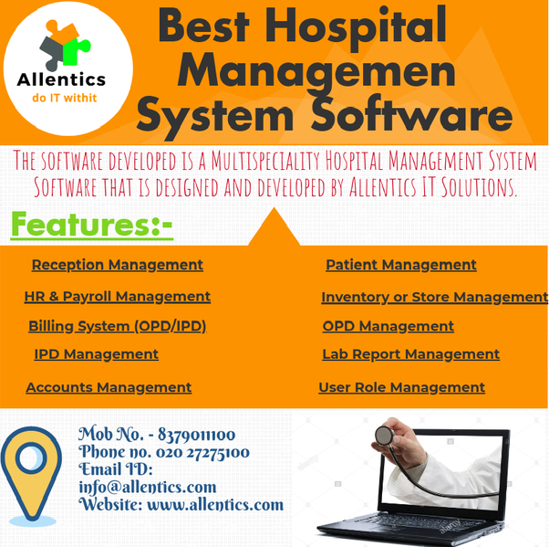 What are the benefits of hospital management software? - Quora