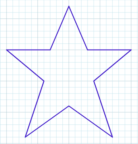 what are some tips for drawing a star on a graph paper quora