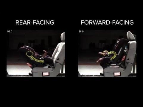 When Can I Turn My Car Seat Forward Facing