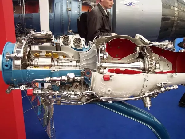 How to build a very small jet engine with some basic parts quora the problem of gas turbine efficiency lies in two critical tolerances in a gas turbine engine solutioingenieria Choice Image
