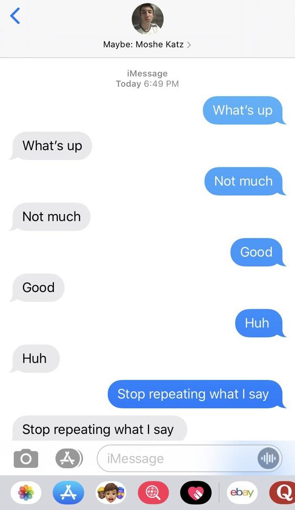 Myself message text online a send 10 Best