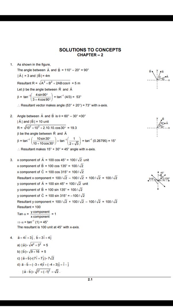 Concepts Of Physics Solution Pdf
