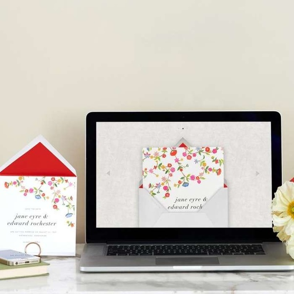 What Is Online Wedding Invitation Quora