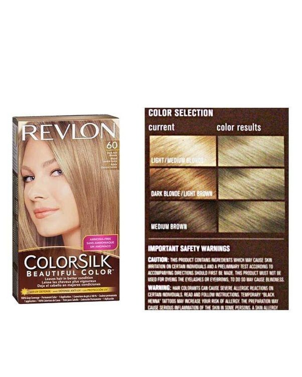 I Have Dark Auburn Hair And I Recently Used Revlon Colorsilk Dark