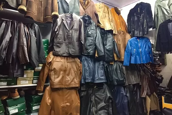 5eadf4164 Where can I buy a leather jacket in Delhi? - Quora