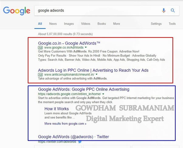 bring your webpage in first page of serp