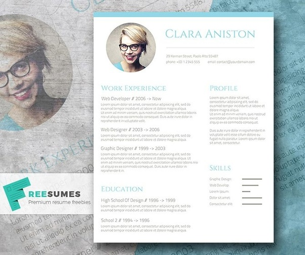 Where Can I Get Free Resume Templates Quora