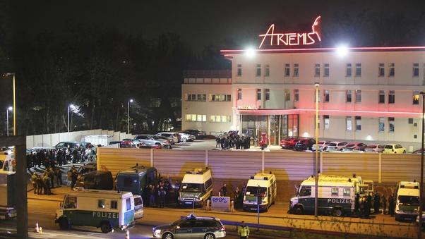 Club berlin artemis Artemis Berlin