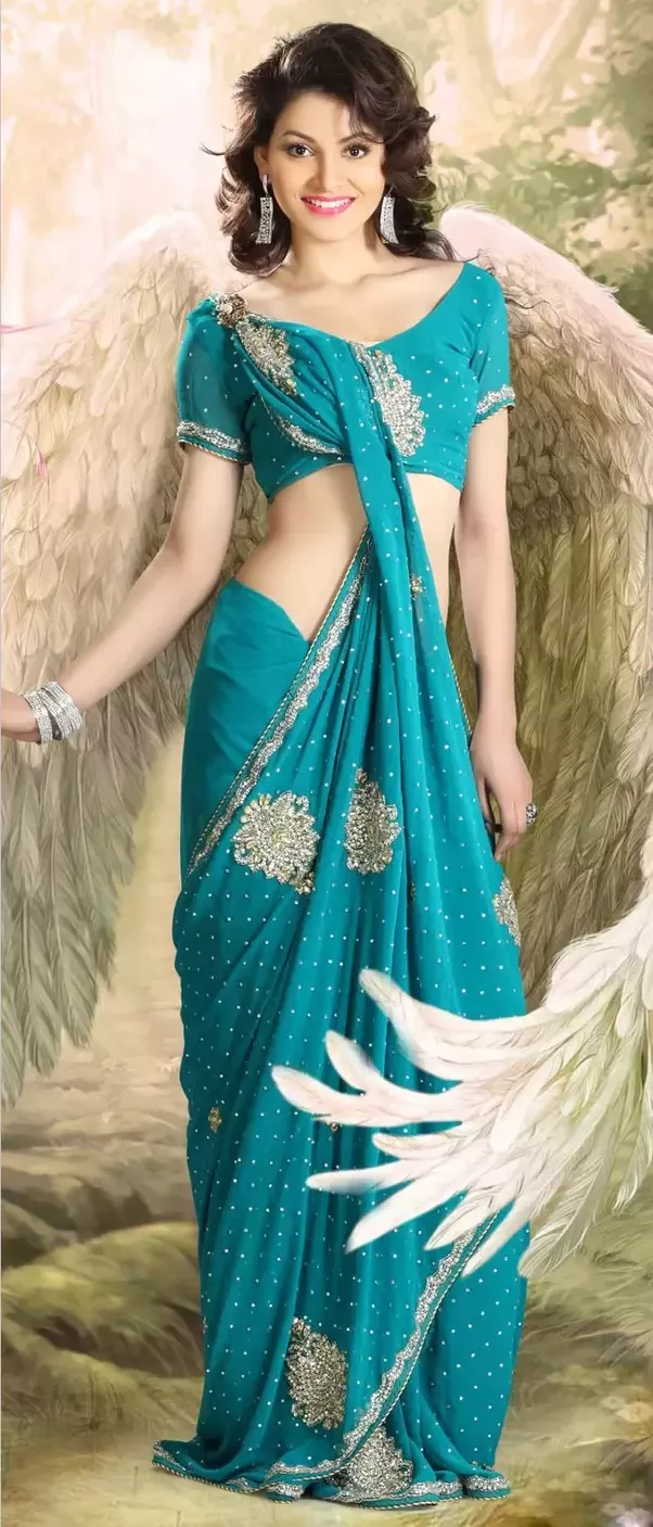 Is the sari or saree the most beautiful feminine style of dress? - Quora