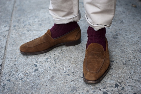 How to clean loafer shoes Quora