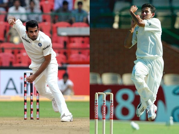 Why is Ajit Agarkar not recognised as much as Zaheer Khan