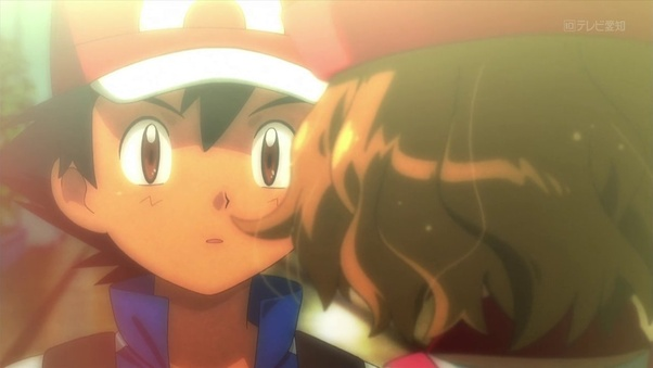 Who is the girlfriend of Ash Ketchum? - Quora