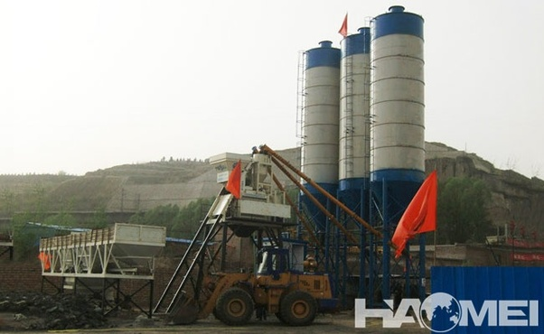 What are the main characteristics of an HZS concrete plant? - Quora