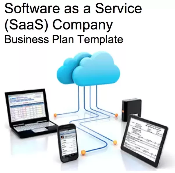 Where Can I Find Sample Saas Business Plans Quora - Saas business plan template
