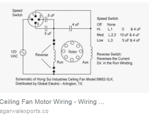 Pleasant Is Capacitor Connected Parallel Or Series To Fan Quora Wiring 101 Cajosaxxcnl