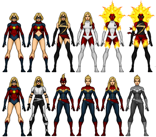Why Is Captain Marvel A Boy In The Comics But Is A Girl In The Movies Quora The tshirt that brie larson wears in captain marvel for her role as carol danvers in the us air force academy is a white and navy ringer tshirt custom made for the. is captain marvel a boy in the comics