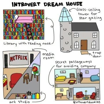 All These Best Things Can Happen Only During Solitude Moments And Is The Thing About Being An Introvert