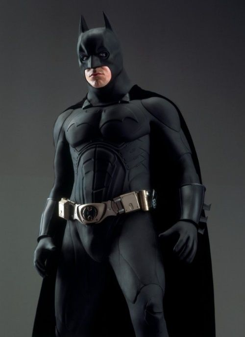 This is my favourite Batman film and the suit is among the best. The neck is at the same time a blessing and a curse. On one hand it makes him look ... & How would you rank all the live-action Batman suits? - Quora