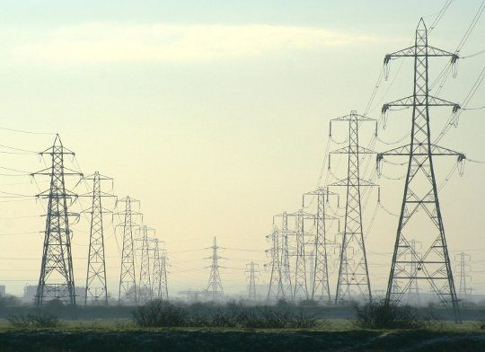 What would happen if the world had a large power cut?
