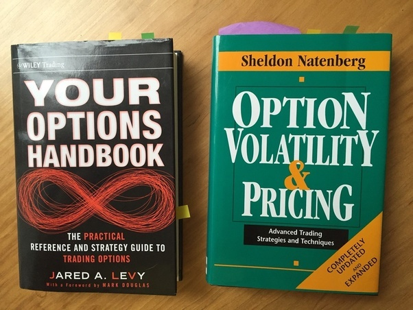 Best book for learning how to trade options