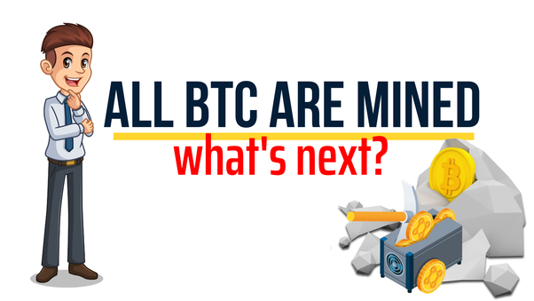 What happens when 21 million bitcoins are mined diamonds sports betting bankroll management