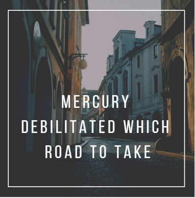 What are the remedies for debilitated Mercury in Cancer Lagna? - Quora
