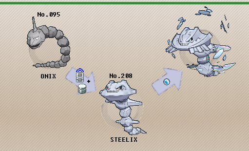 What is Onix's evolution chart? - Quora