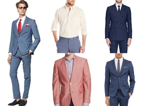 Men S Summer Wedding Fashion On Down Ralph Lauren Super Slim Suit