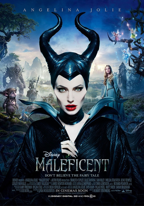 Why Did Disney Decide To Make Maleficent Good In Her Own