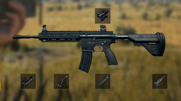 What is an assault rifle in PUBG? - Quora