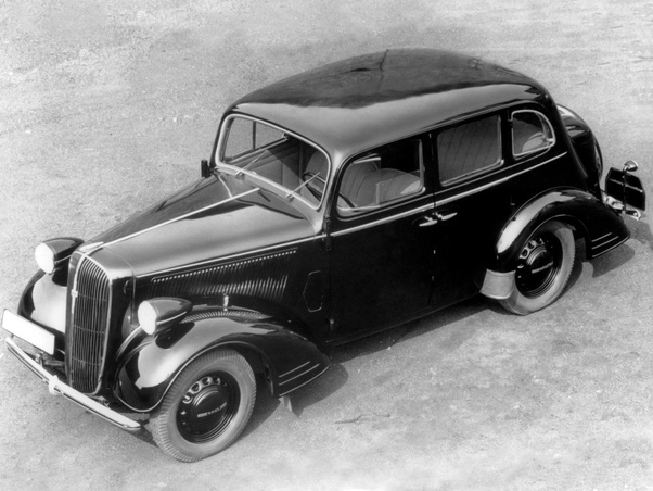 Why Do Some Older Cars Not Have Sideview Mirrors Or Only On One Side Quora