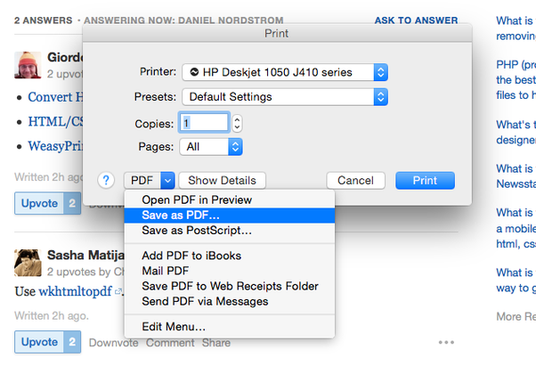 Convert From Pages To Pdf