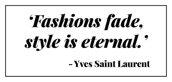What Is The Difference Between Fashion And Style Quora