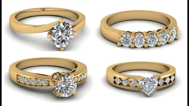 Here Are Some Best Wedding Rings Designs