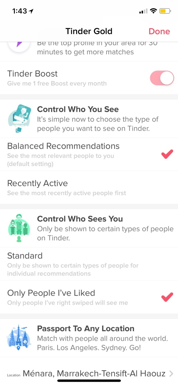 How to stop someone from seeing me in Tinder - Quora