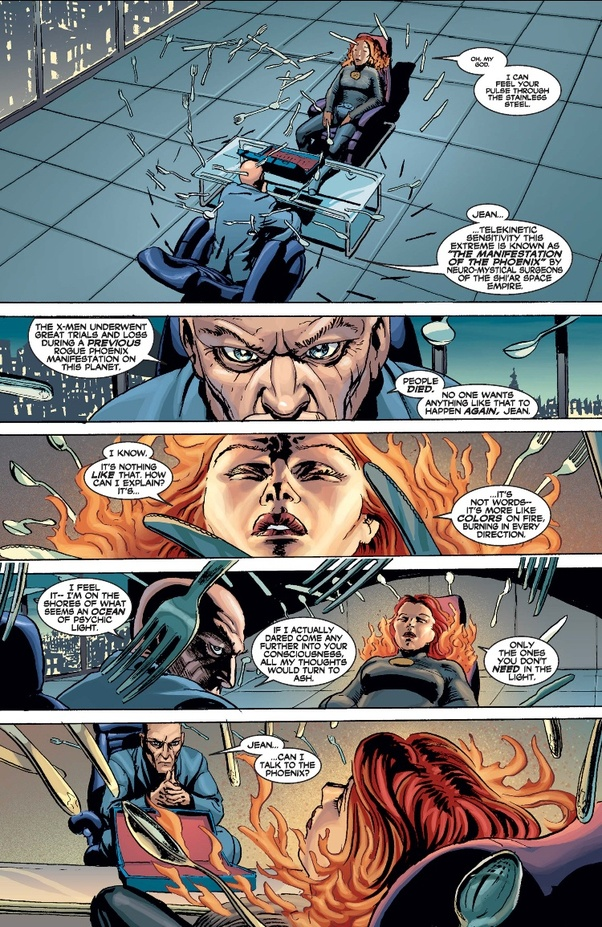 Why don't superheroes or supervillains with telekinetic