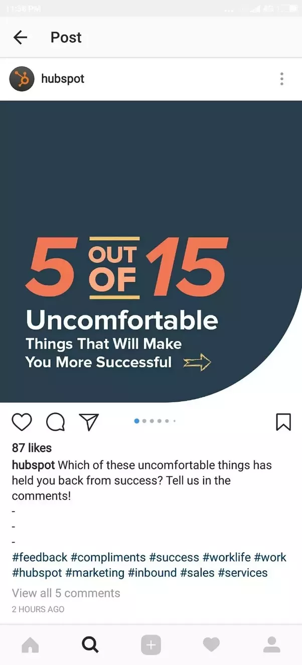 What Is An Example Of Great B2b Marketing On Instagram Quora