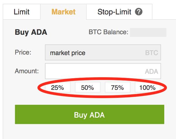 Comment acheter Ada (Cardano)