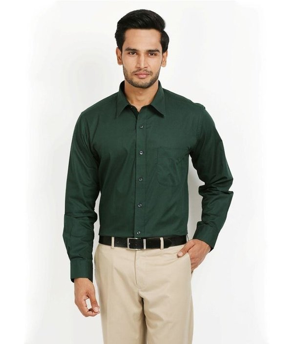 What Colour Pant Match For Green Colur Shirt? - Quora