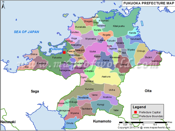Where are you located in relation to uoka, uoka Prefecture ... on kyushu tourism japan, kyushu map, kyushu island japan, kyushu famous sites, kyushu mascots, kyushu japan hd, kyushu climate, kyushu provinces,