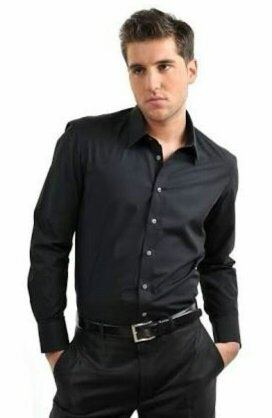 Do black pants go with a black shirt? - Quora